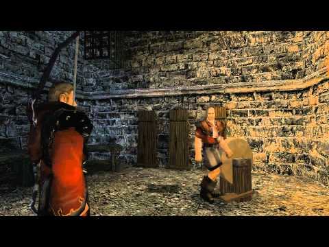 Gothic2addon-OLOG-part 090: The castle in the valley of mines
