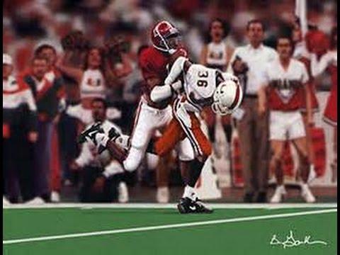 1993 Sugar Bowl  #1 Miami (11-0) vs. #2 Alabama (12-0)