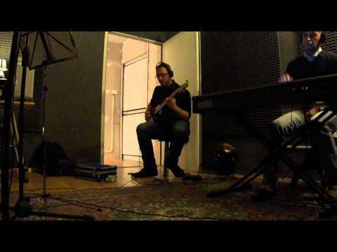Jack T. Bryce - Registrazioni linea basso e tastiera del nuovo brano