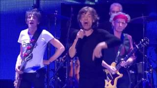 The Rolling Stones and Mick Taylor - Midnight Rambler - Newark 2012 (Proshot, 60fps)