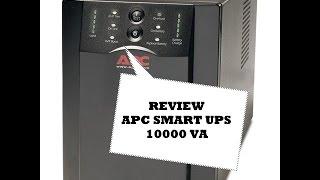 APC Smart-UPS RT 10000VA On-Line 230V