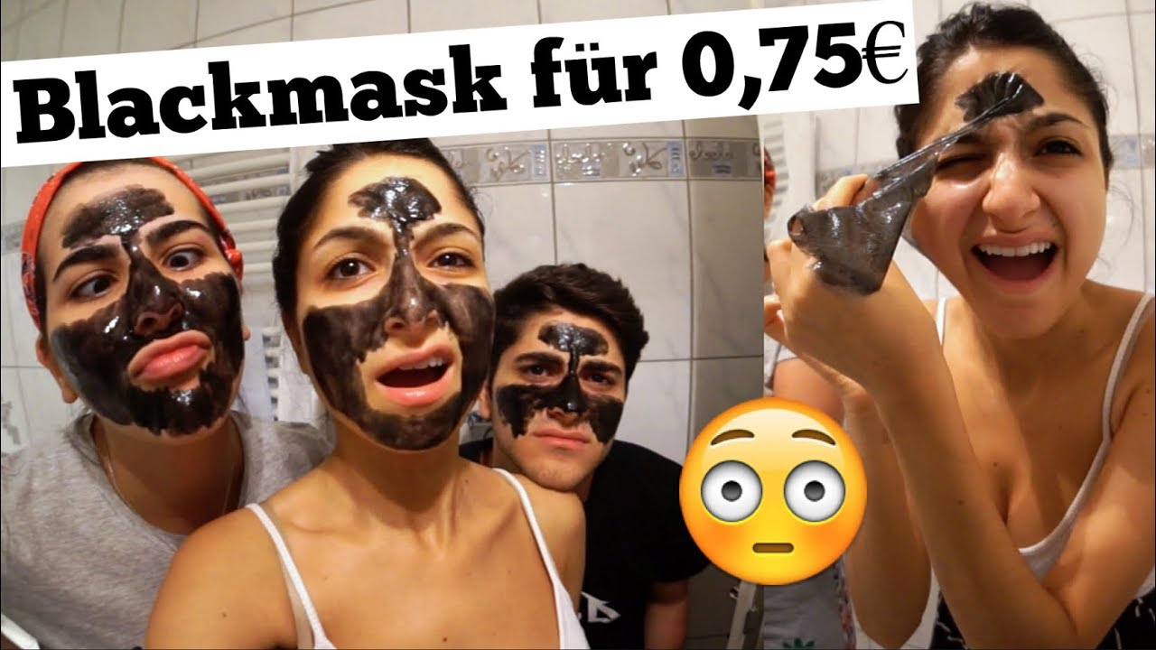 wir testen die black mask aus 39 m dm ischtarslife youtube. Black Bedroom Furniture Sets. Home Design Ideas