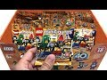 LEGO Minifigures Series 18 - 25 pack opening!