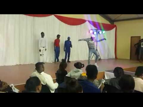 Karibib expo kickoff 2017