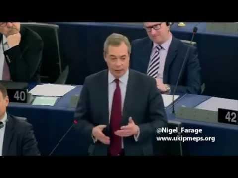 Nigel Farage: EU-Armee gegen Russland?! Wen wollen Sie eigentlich veralbern?! #EU #Juncker