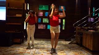 The Hook up song ft Dhaara Popat and Aditi jain Dhaara Popat Choreography SOTY2