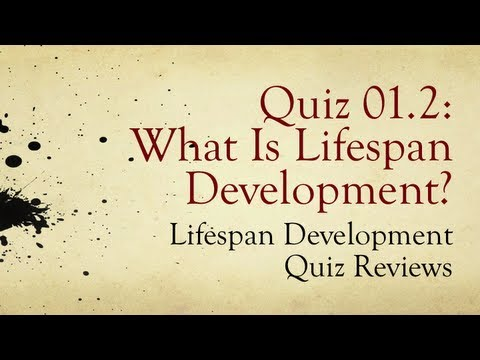 development over the lifespan summary The ages and stages at which developmental milestones occur the gradual processes involved in growing up the gradual unfolding of a genetically programmed pattern of change the processes of human emotional development.