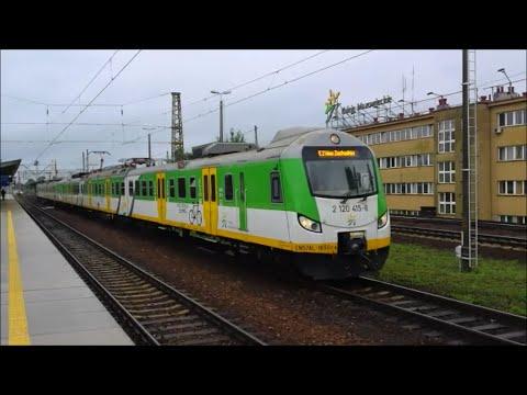 Koleje Mazowieckie - Tabor 2015 - Seria EN57 i jej modyfikacje
