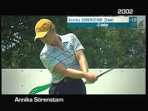Annika Sorenstam - Great Lady of Golf.mp4