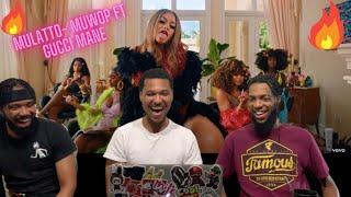 Mulatto - Muwop (Official Video) ft. Gu¢ci Mane Reaction!!!