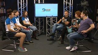 Интервью команды КВН «Союз» «Миру Белогорья – Лайф»