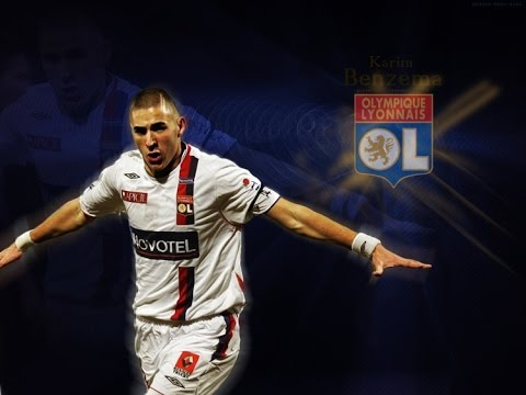 Karim Benzema ● Olympique Lyonnais ● 2005/2009
