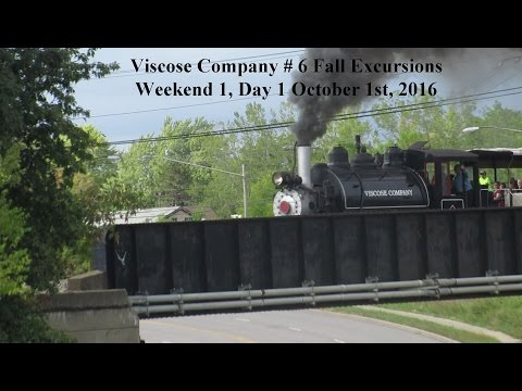 Viscose Company 6 Fall Excursions Weekend 1, Day 1 October 1st, 2016