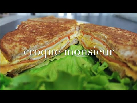 comment-faire-un-toast-gourmand-sans-toaster-/-how-to-make-toast-without-toaster