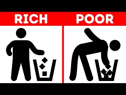Will You Be Rich or Poor? True Personality Test