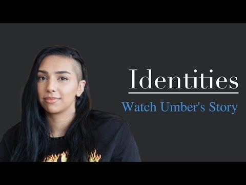 Umber's Story   Identities
