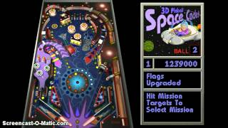 3D Pinball Space Cadet /with Slate:I AM THE MASTER