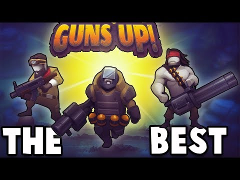 The BEST CARDS in Guns Up!? (Guns Up! Multiplayer Gameplay)