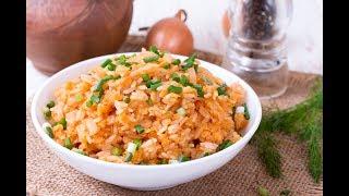 Факоризо – чечевица с рисом