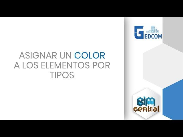 Crear filtros de colores en Revit con Dynamo