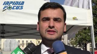 """Sibilia (M5S): """"Mai più il Comune di Avellino nelle mani degli amici degli amici"""","""