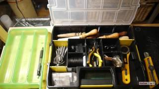 видео инструменты для работы с кожей