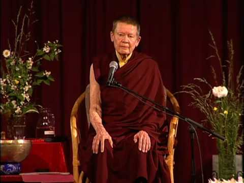 Pema Chödrön: Tonglen Meditation