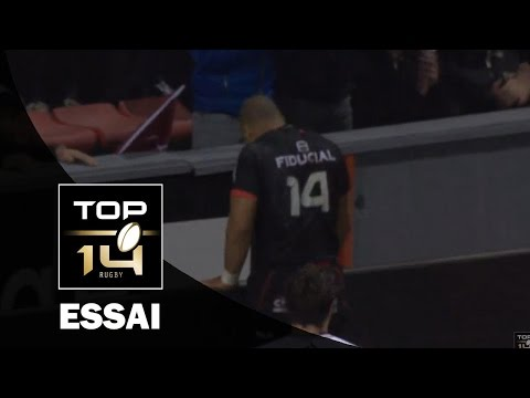 TOP 14 – Toulouse - Bordeaux-Bègles : 13 - 13 – Essai Paul PEREZ (TLS) – J18 – saison 2015-2016