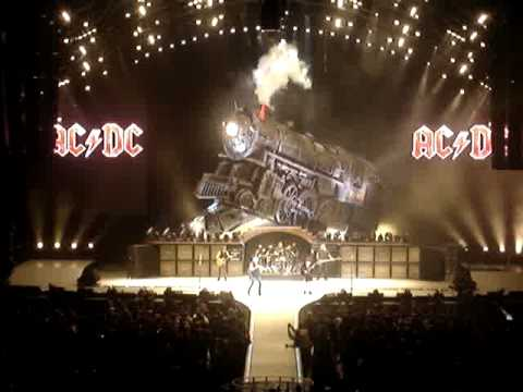 Intro Rock Roll Train Live Nyc Youtube