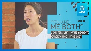 Untold Stories Winners Sasie Sealy and Angela Cheng | AT&T