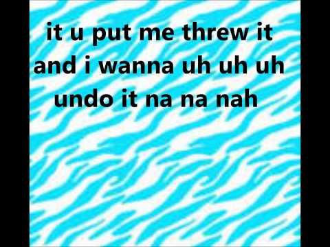 undo it lyrics video.wmv
