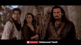 [தமிழ்] The Mummy Returns(2001) Big Wave scene in Tamil | Super Scene | HD 720p