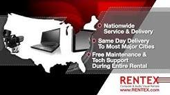 About Rentex Computer & Audio Visual Rentals