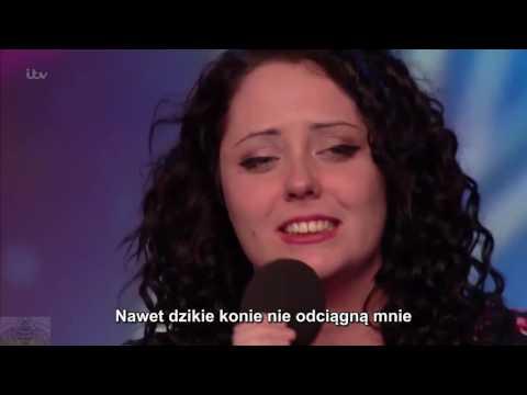 NapisyBrytyjski Mam Talent 10  Kathleen Jenkins