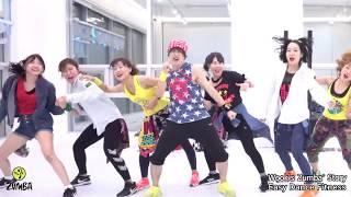 Download lagu Let's Twist Again - Chubby Checker / Zumba® / Easy Dance Fitness /  ZIN™ / WZS CREW