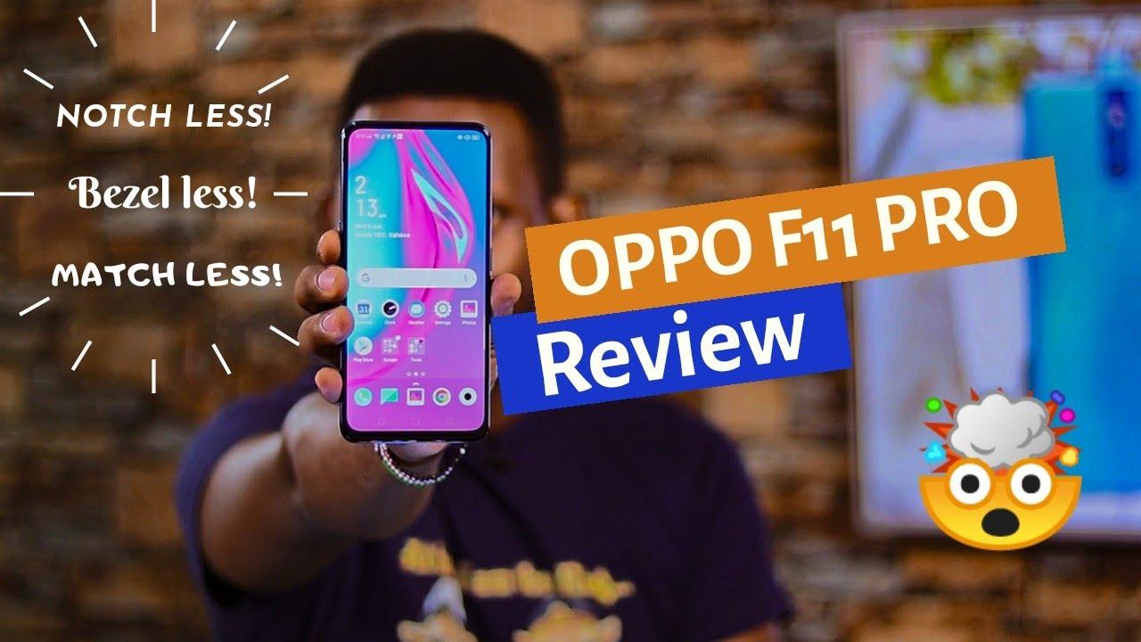 TekITnGo: OPPO F11 Pro Review