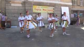 Фестиваль Город Мастеров, представление тренеров блока 4 (26.05.2013), ч.1