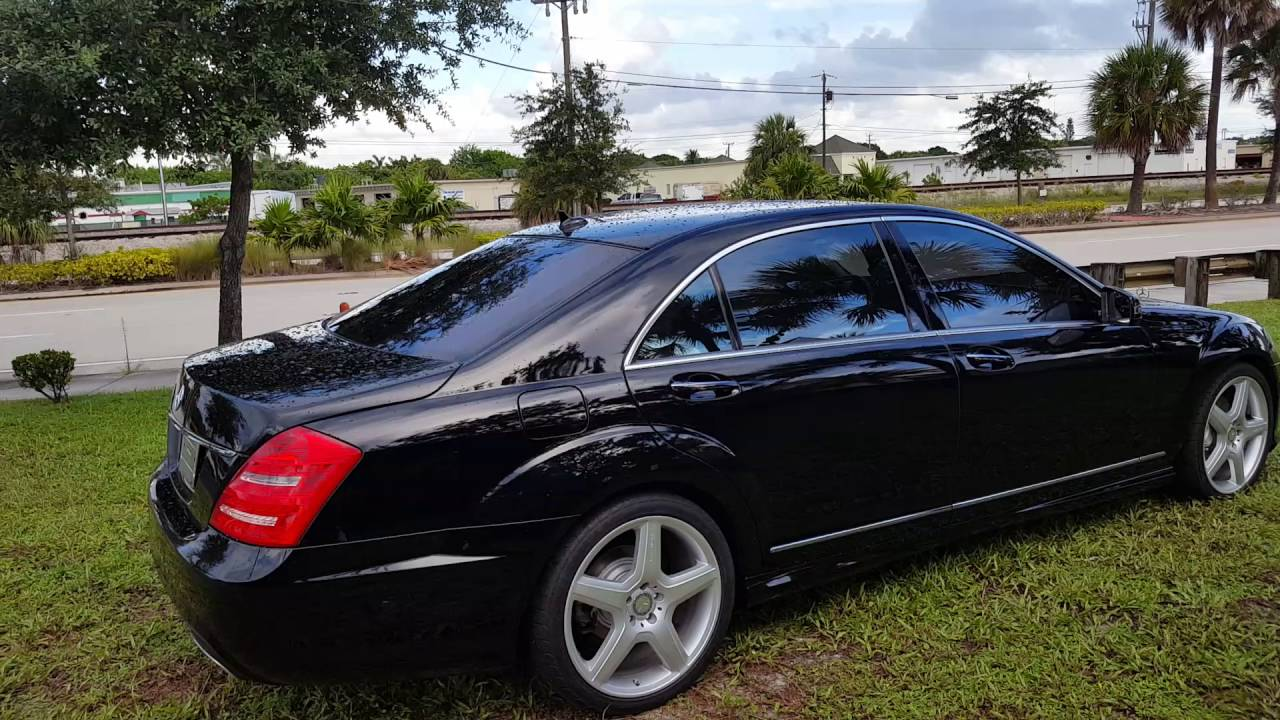 2011 mercedes benz s550 youtube
