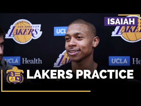 Lakers Isaiah Thomas On Why Things Didn