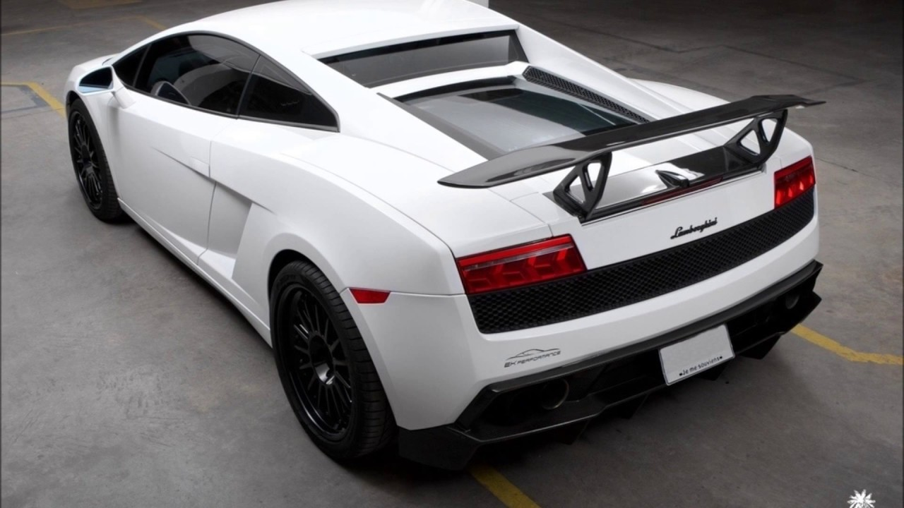 2009 Lamborghini Gallardo Heffner Twin Turbo Youtube