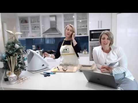 Cook-a-long Webinar Christmas Special - 2017