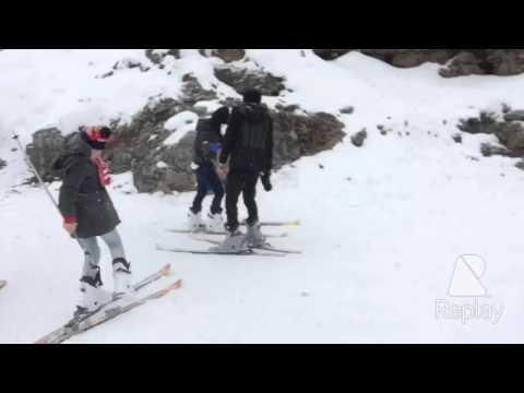 OTW skiing in ChongQing