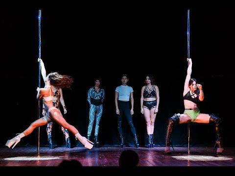 Exotic Pole Battle - Daria Zonina VS Lila Lu Fox - Exotic Generation Moscow