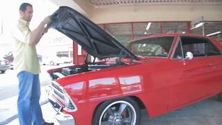 1966 Chevrolet Nova SS  for sale with test drive, driving sounds, and walk through video
