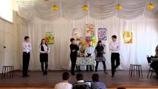 �������� ���� Танец «Джайв - Салат» (6а) ������