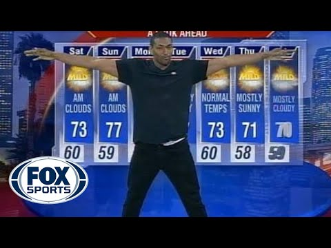 Metta World Peace Does the Weather Report