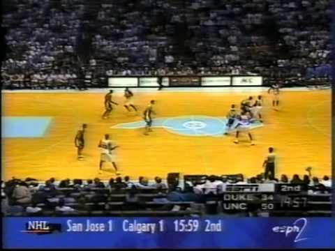 02/05/1998:  #1 Duke Blue Devils at #2 North Carolina Tar Heels