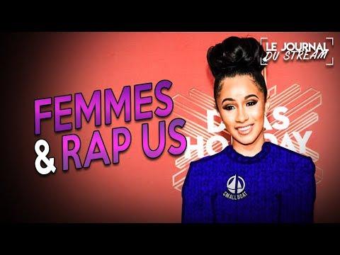 LES FEMMES DANS LE RAP US - Le Journal du Stream #9.1