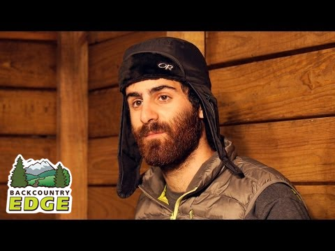 Outdoor Research Frostline Hat - YouTube 880a759eb52e