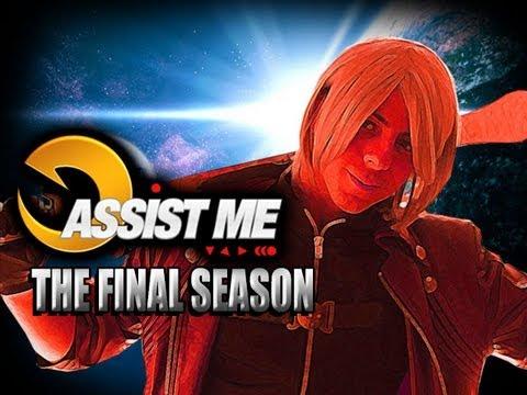 ASSIST ME: DANTE Part 1 - The Final Season (Ultimate Marvel vs Capcom 3 Tutorial/Parody)